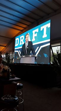 Opening of the Draft